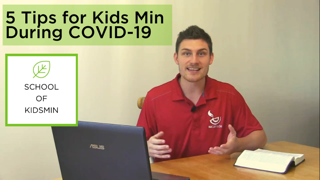 COVID-19 Kids Ministry - School of KidsMin