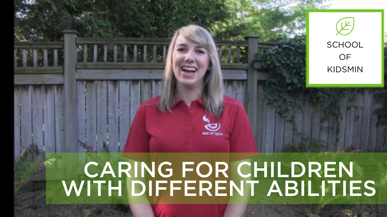 Caring for Children of Different Abilities