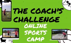 Copy of Coach's Challenge Flyer