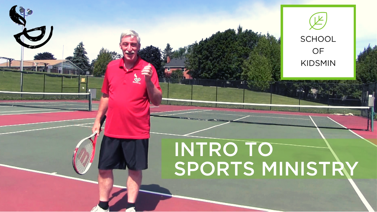 schoolofkidsmin - How to do Sports Ministry - School of KidsMin